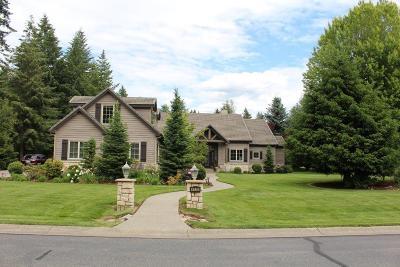 Hayden Single Family Home For Sale: 9120 N Fieldstone Dr