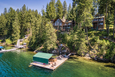 Hayden Single Family Home For Sale: 7261 E Hayden Haven Rd