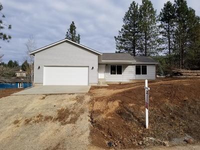 Single Family Home For Sale: NNA Shoshone Blvd (Lot 21 Blk 5)