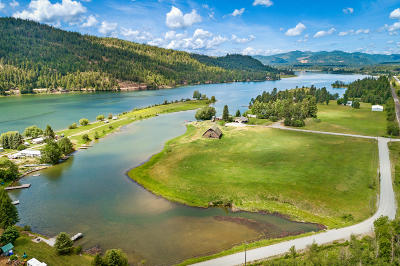 Priest River Residential Lots & Land For Sale: 6.23 A Thama Dr