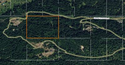 Benewah County Residential Lots & Land For Sale: 10.05 Acre Coyote Crossing