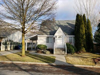 Coeur D'alene Single Family Home For Sale: 1424 N 2nd St