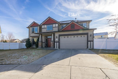 Post Falls Single Family Home For Sale: 1970 E Dipper Loop