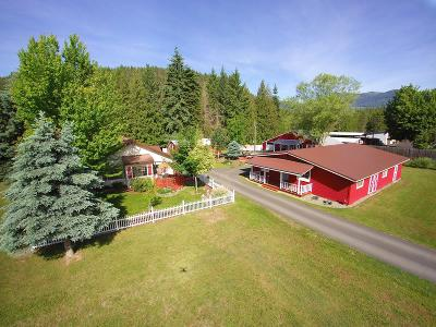 Sandpoint ID Single Family Home For Sale: $579,000