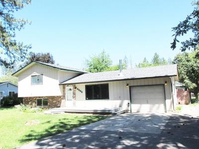 Rathdrum Single Family Home For Sale: 8525 W Nevada St