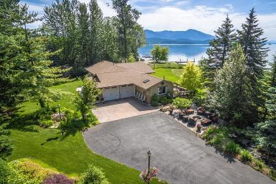 Sandpoint ID Single Family Home For Sale: $895,000