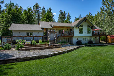 Post Falls Single Family Home For Sale: 471 S Signal Point Rd.