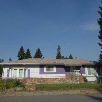 Shoshone County Single Family Home For Sale: 408 Hawthorne
