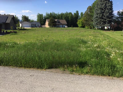 Sandpoint ID Residential Lots & Land For Sale: $149,900