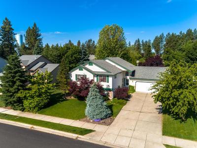Post Falls Single Family Home For Sale: 2531 N Henry St