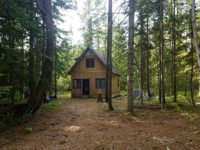 Clark Fork Single Family Home For Sale: NNA Knapweed Lane