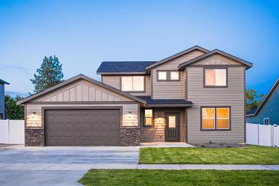 Hayden Single Family Home For Sale: 1742 Boyles Av