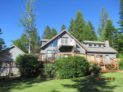 Coeur D'alene Single Family Home For Sale: 7640 S Greensferry Rd