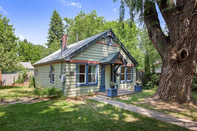 Sandpoint Single Family Home For Sale: 1010 Main Street