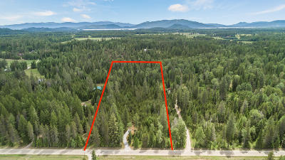 Sandpoint Residential Lots & Land For Sale: NNA Selkirk Rd.