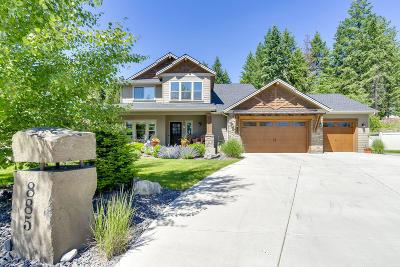Hayden Single Family Home For Sale: 885 E Hurricane Dr