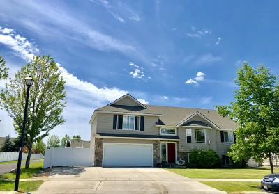 Post Falls Single Family Home For Sale: 1105 E Warm Springs Ave