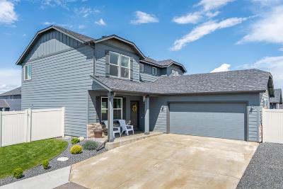Post Falls Single Family Home For Sale: 3409 E Hope Ave