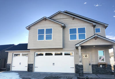 Hayden Single Family Home For Sale: 13443 N Telluride Lp