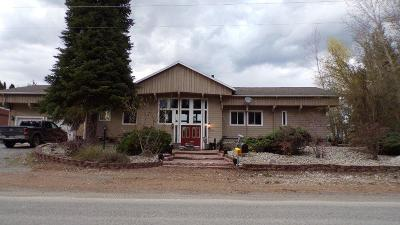 Bonners Ferry Single Family Home For Sale: 7724 Deep Creek Lp