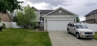 Rathdrum Single Family Home For Sale: 6304 W Majestic Ave