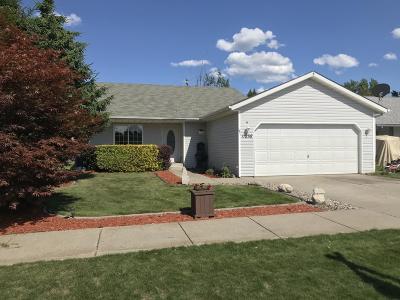 Hayden Single Family Home For Sale: 11258 N Corsair St