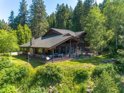 Harrison Single Family Home For Sale: 7682 E Blue Lake Rd