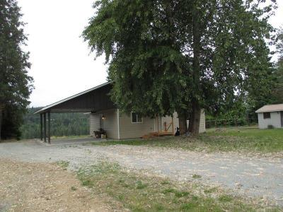 Priest River Single Family Home For Sale: 126 Roy Lane