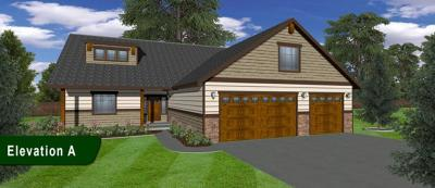Post Falls Single Family Home For Sale: 1546 W Wayward Cir