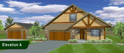 Post Falls Single Family Home For Sale: 1107 W Wayward Cir