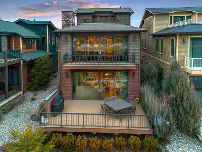 Kootenai County Single Family Home For Sale: 2012 W Bellerive Ln