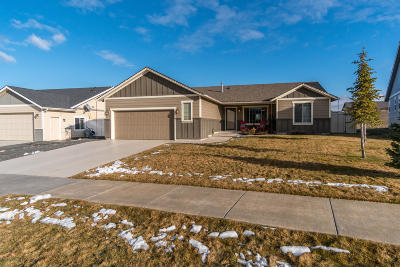 Rathdrum Single Family Home For Sale: 13470 N Shimmering Ct