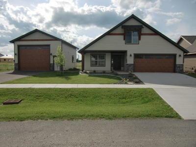Post Falls Single Family Home For Sale: 687 W Jenicek Loop