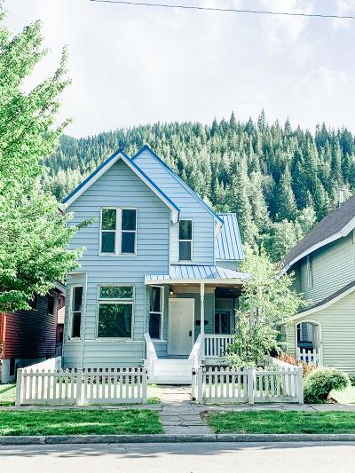Shoshone County Single Family Home For Sale: 314 Pine St