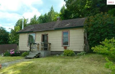 Bonners Ferry Single Family Home For Sale: 7076 Ash St