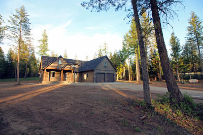 Rathdrum Single Family Home For Sale: Bandit Canyon Trail