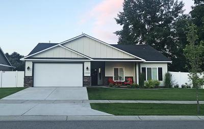 Hayden Single Family Home For Sale: 11250 N Jennifer Ln