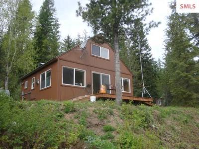 Sandpoint Single Family Home For Sale: 10385 Upper Pack River Rd