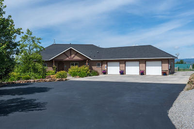 Post Falls Single Family Home For Sale: 16248 W Summerfield Rd