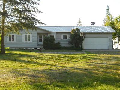 Hayden, Hayden Lake Single Family Home For Sale: 2483 E Garwood Rd