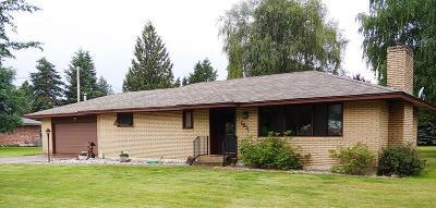 Coeur D'alene, Dalton Gardens Single Family Home For Sale: 6831 N 4th St