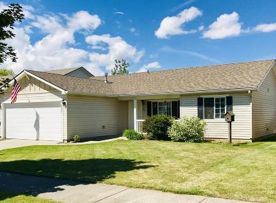 Coeur D'alene Single Family Home For Sale: 6921 N Calispel Dr