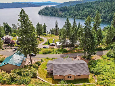Worley Single Family Home For Sale: 21573 S Cave Bay Rd