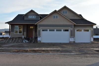 Post Falls Single Family Home For Sale: 2233 N Viking Loop
