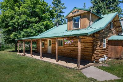 Spirit Lake Single Family Home For Sale: 5077 W Nursery Ln