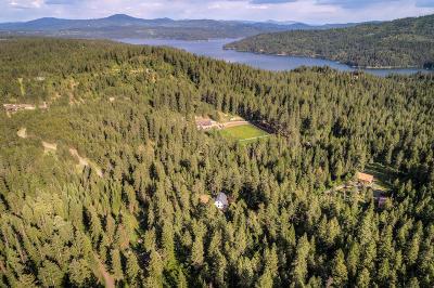 Coeur D'alene, Dalton Gardens Single Family Home For Sale: 6389 S Tall Pines Rd