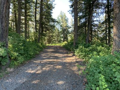 Benewah County Residential Lots & Land For Sale: NKA Fairfield Road