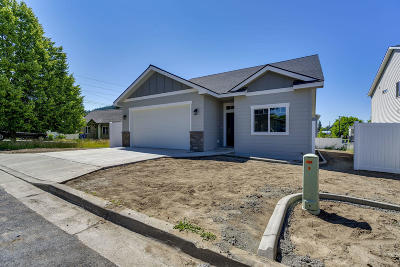 Coeur D'alene Single Family Home For Sale: 1422 E Stiner Ave