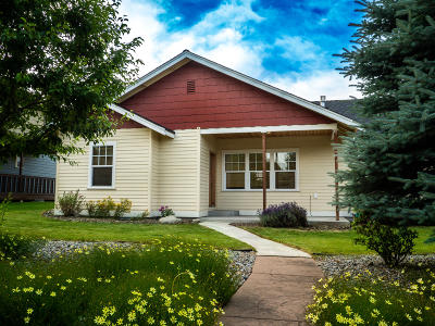 Post Falls Single Family Home For Sale: 3185 N Durrow Loop