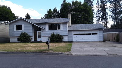 Coeur D'alene Single Family Home For Sale: 1626 E Hastings Ave